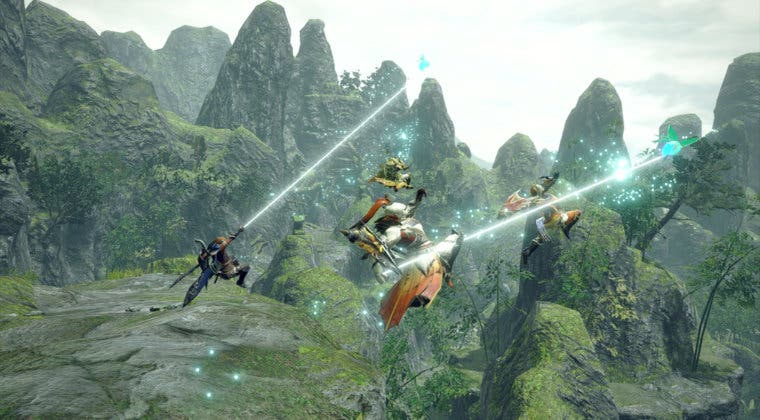 Imagen de Monster Hunter Rise: Capcom muestra cómo luchar con Martillo y con Espada y Escudo
