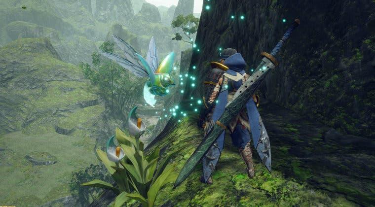 Imagen de Monster Hunter Rise presenta la Lanza Pistola y la Glaive Insecto en dos nuevos vídeos
