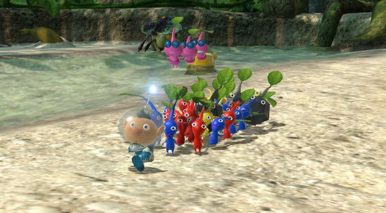 Imagen de Análisis Pikmin 3: Deluxe para Nintendo Switch