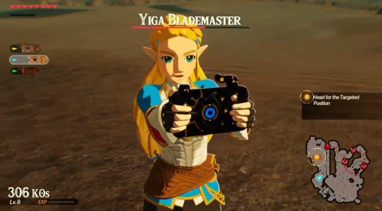 Imagen de Hyrule Warriors: La era del cataclismo luce a Urbosa, Zelda y más en 22 minutos de gameplay