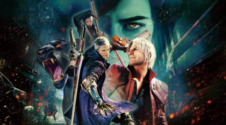Imagen de Devil May Cry 5: Special Edition se queda sin ray tracing en Xbox Series S y pone fecha al DLC de Vergil