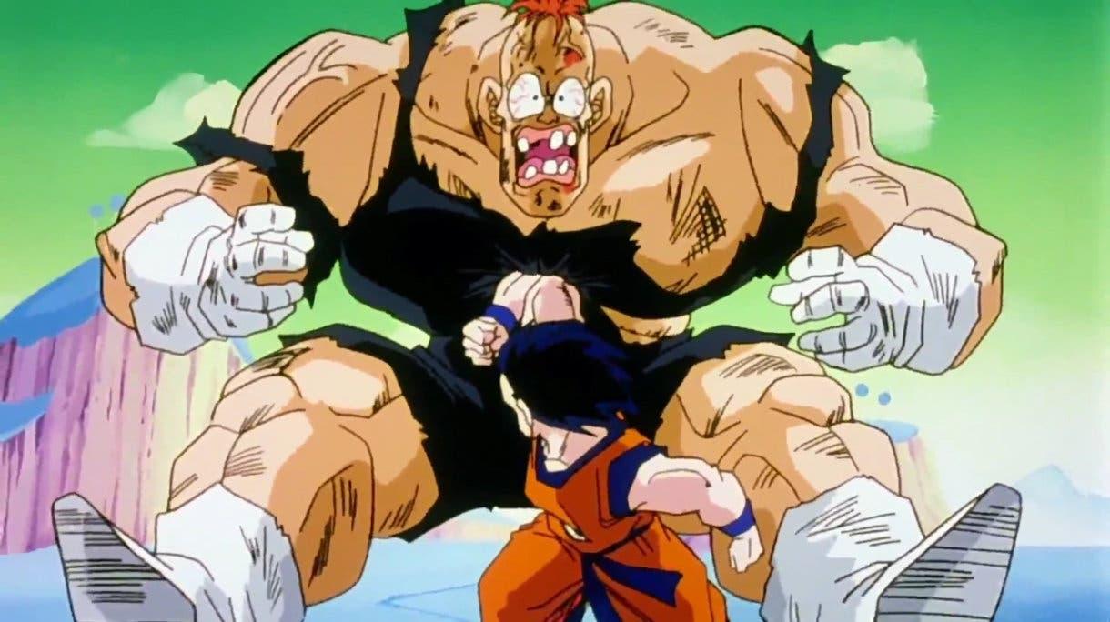 Dragon Ball Z Goku Recoome