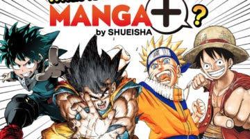 Imagen de España, uno de los países que más usa Manga Plus en todo el mundo