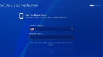 Imagen de PlayStation añade nuevas opciones a la verificación en dos pasos de PS4