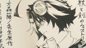 Imagen de El autor de DanMachi estrenará pronto Tsurugi no Wistoria, un manga de fantasía