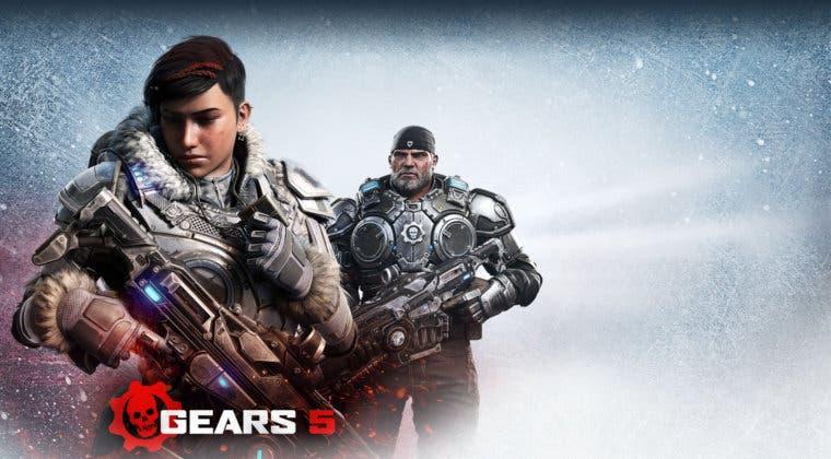 Imagen de Así de rápido carga Gears 5 en Xbox Series X
