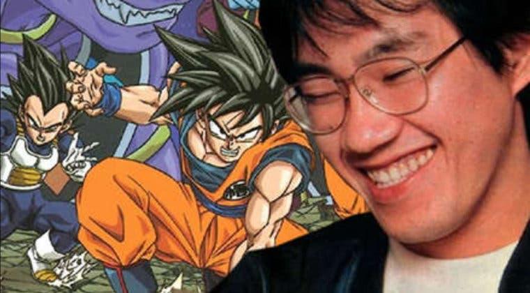 Imagen de Akira Toriyama confirma la nueva película de Dragon Ball Super con un mensaje para los fans