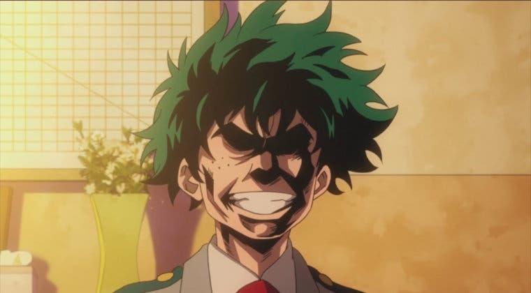 Imagen de El cosplay de My Hero Academia con la cara más rara de Deku