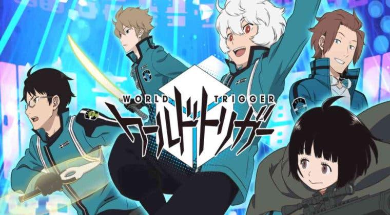Imagen de World Trigger fecha el estreno de su temporada 2 de anime