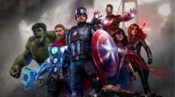 Imagen de Marvel's Avengers es el segundo mejor estreno digital de Square Enix
