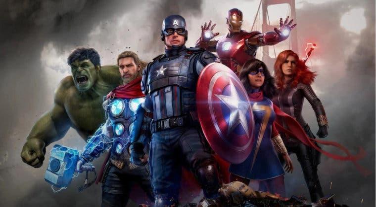 Imagen de Filtradas las skins del UCM de Marvel's Avengers