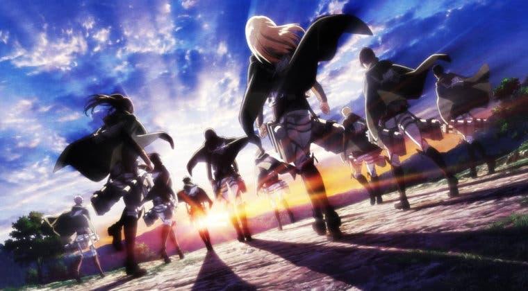 Imagen de La temporada 4 de Ataque a los Titanes se vería publicada por partes