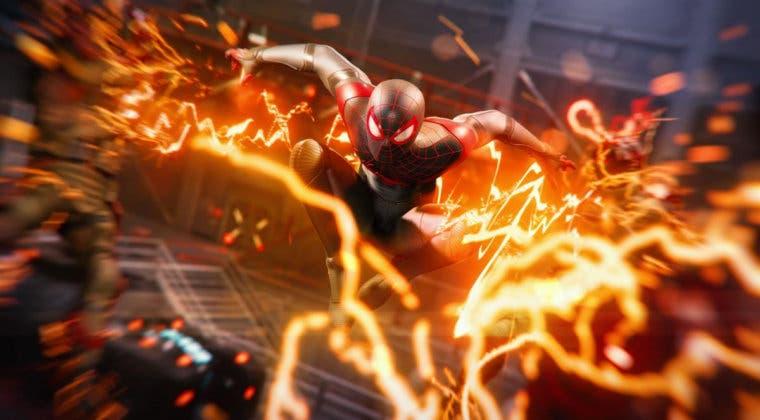 Imagen de Marvel's Spider-Man: Miles Morales revela el tamaño de su posible primera actualización