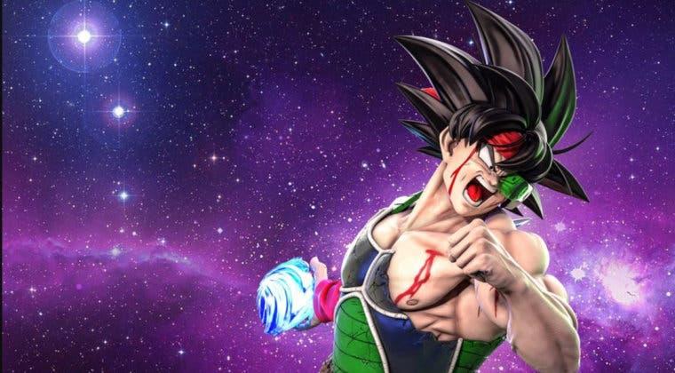 Imagen de Así es la espectacular figura de Bardock (Dragon Ball Z) de casi 500 euros
