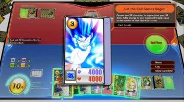 Imagen de Dragon Ball Z: Kakarot fecha su multijugador - Dragon Ball Card Warriors