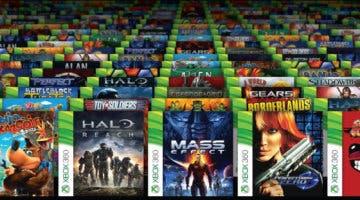 Imagen de Los juegos de Xbox, Xbox 360 y Xbox One disponibles en Xbox One podrán jugarse todos en Xbox Series