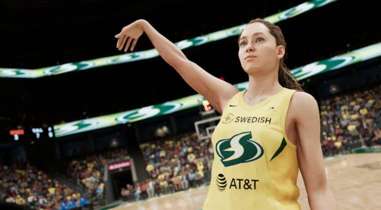 Imagen de NBA 2K21 permitirá crear nuestra Mi JUGADORA y gestionar la WNBA con muchas opciones