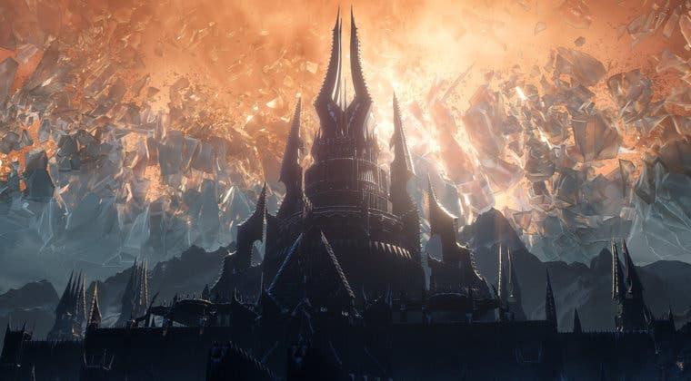 Imagen de World of Warcraft: Shadowlands muestra sus nuevas zonas en vídeo