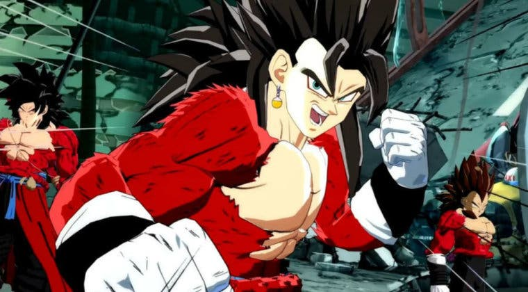 Imagen de Vegetto SSJ4 Limit Breaker formará parte de Dragon Ball Heroes
