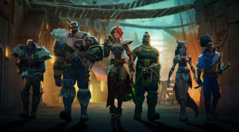 Imagen de Sigue en directo la presentación de las próximas novedades del universo League of Legends
