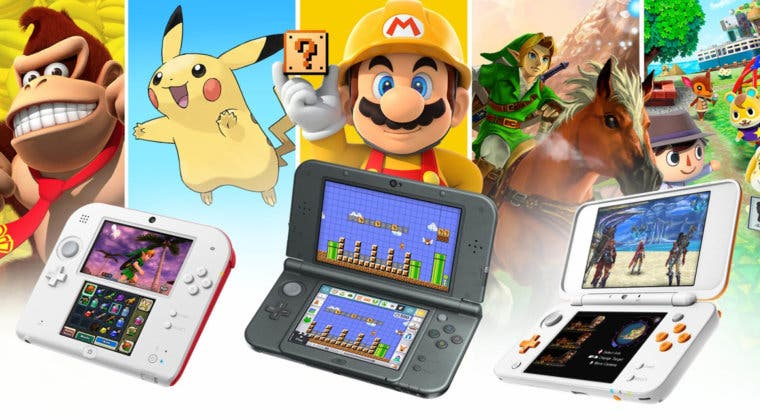 Imagen de Estos son los juegos de Nintendo 3DS que quedan para la historia
