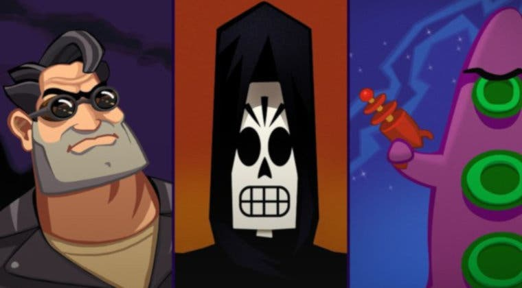 Imagen de Day of the Tentacle, Full Throttle, y Grim Fandango  llegan este mismo mes a Xbox Game Pass