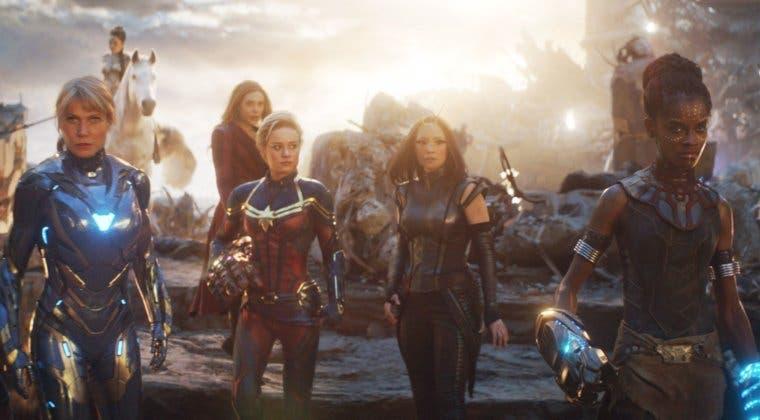 Imagen de Letitia Wright (Black Panther) cree que las heroínas de Vengadores protagonizarán una película