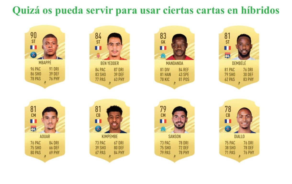 FIFA 21 Ultimate Team Koscielny Flashback links verdes