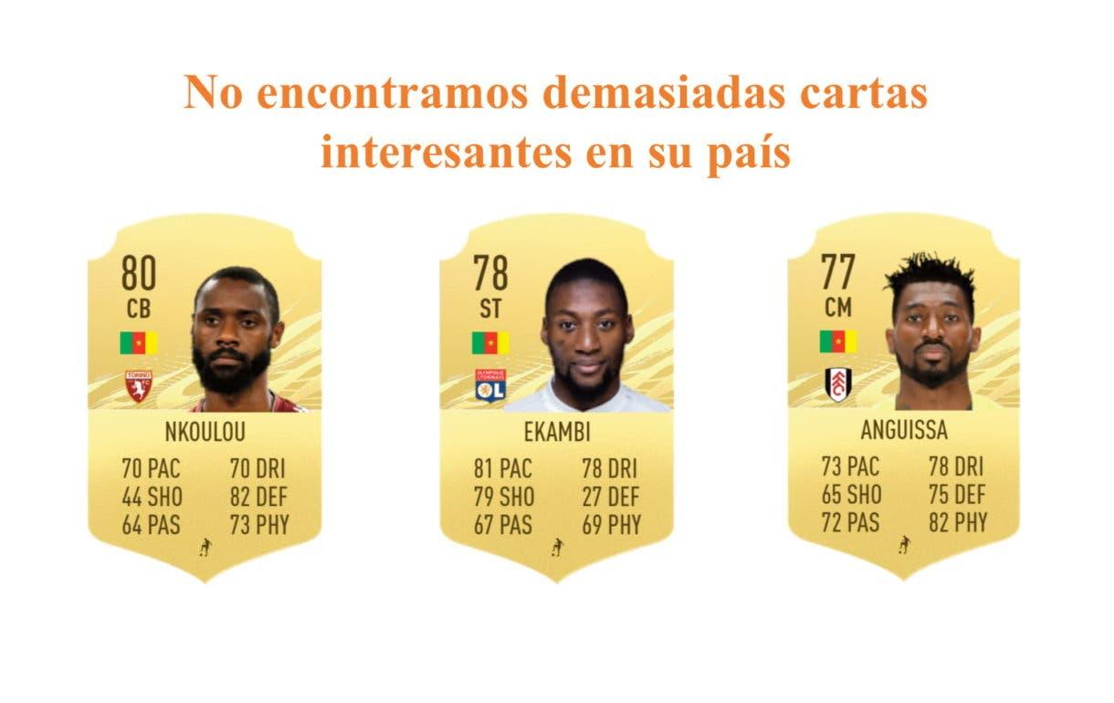 Malong Rulebreakers FIFA 21 Ultimate Team links naranjas