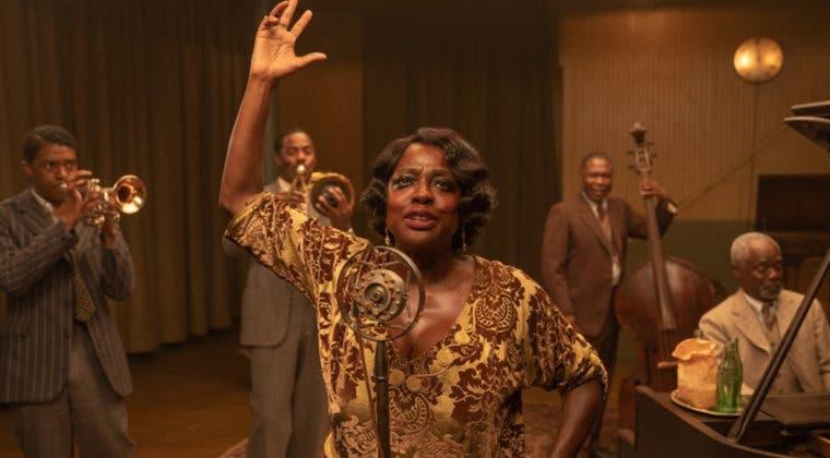 Imagen de Viola Davis brilla en el primer tráiler de La Madre del Blues, la última película de Chadwick Boseman