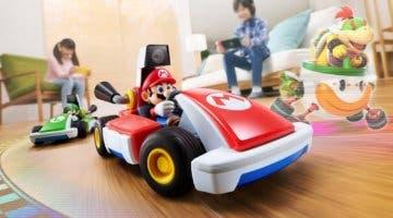 Imagen de Análisis Mario Kart Live: Home Circuit