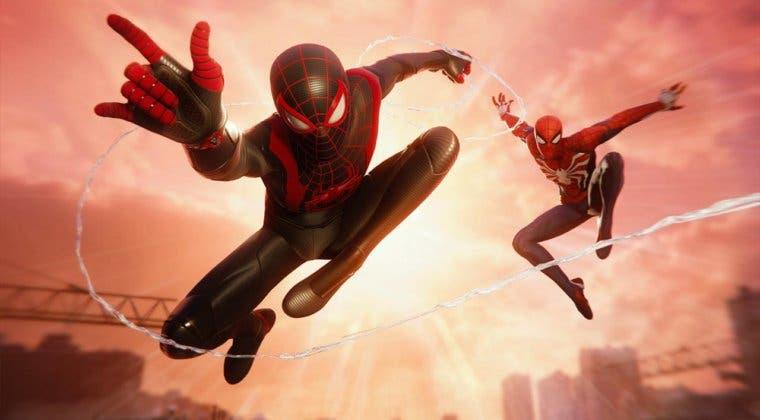 Imagen de Marvel's Spider-Man: Miles Morales ve filtrado un gameplay de balanceo por la ciudad