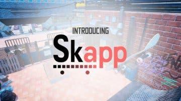 Imagen de Skapp, el juego de skate más innovador, lanza su campaña de Kickstarter
