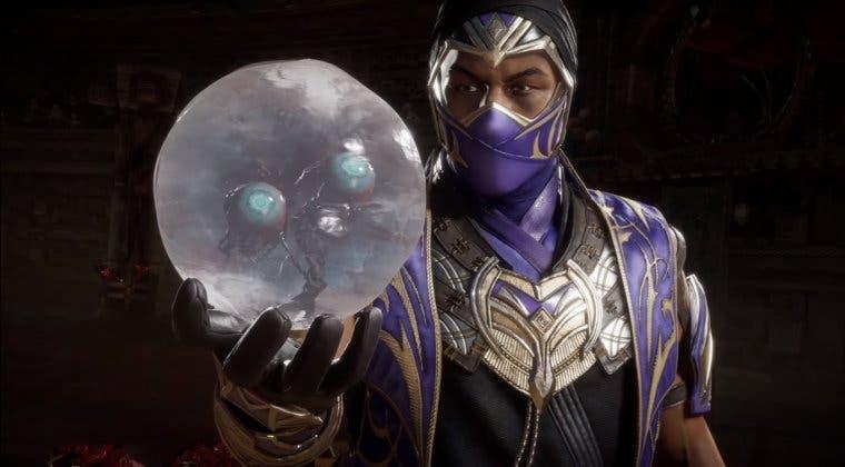 Imagen de Mortal Kombat 11 saca a relucir los movimientos de Rain en un gameplay