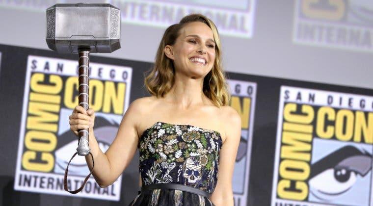 Imagen de Thor Love and Thunder: Natalie Portman define la película como 'tonta, divertida y genial'