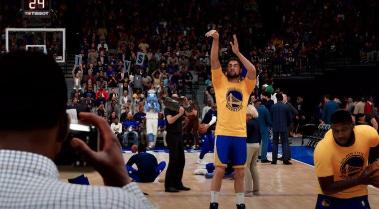 Imagen de NBA 2K21 requerirá más de 120 GB de almacenamiento en Xbox Series X|S