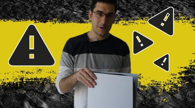 Imagen de Te explicamos cómo montar la PS5 para evitar problemas de calentamiento o estabilidad