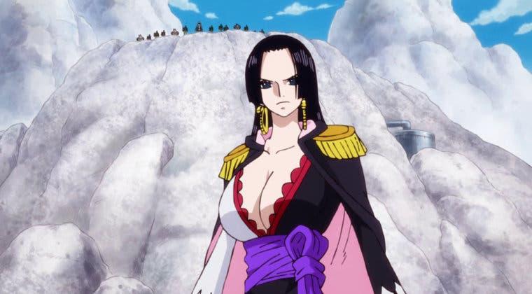 Imagen de Así es el imponente cosplay de Boa Hancock, de One Piece