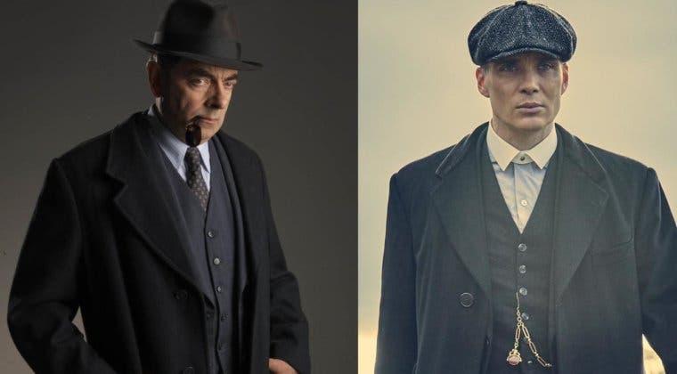 Imagen de El actor que interpreta a Mr. Bean podría ser Hitler en lo nuevo de Peaky Blinders