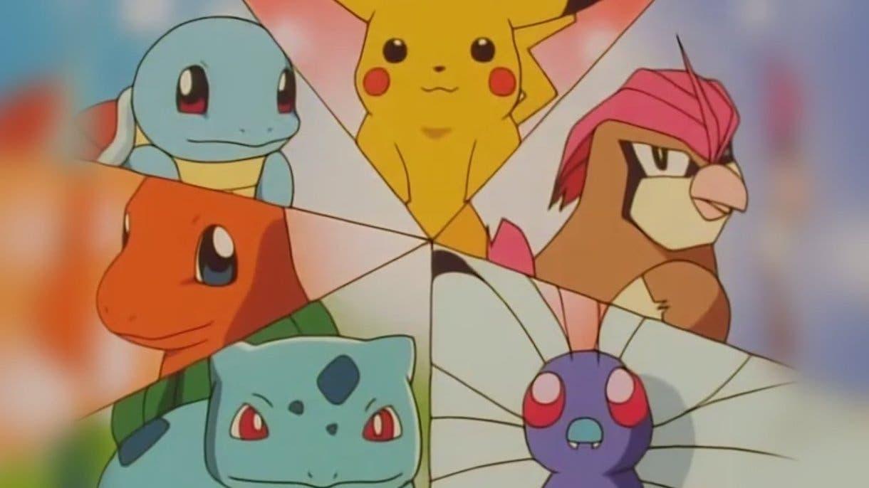 primeros Pokémon de Ash