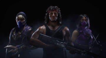 Imagen de Mortal Kombat 11 coloca fecha a la primera demostración jugable de Rambo