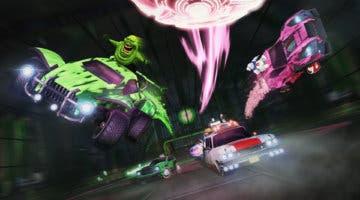 Imagen de Los Cazafantasmas llegan a Rocket League con su evento de Halloween