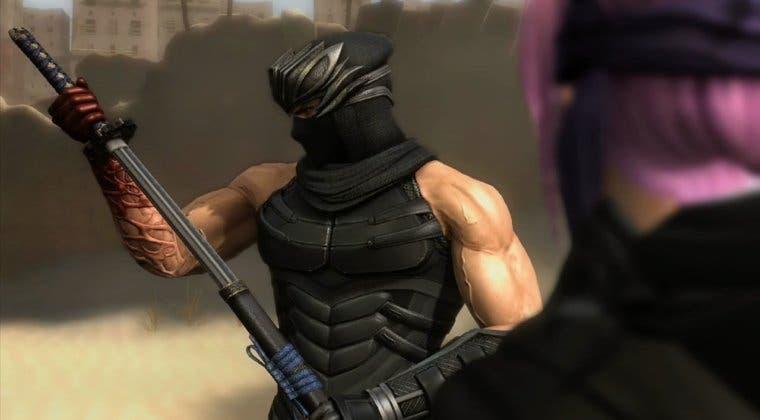 Imagen de Ryu Hayabusa (Ninja Gaiden) podría llegar a Super Smash Bros. Ultimate