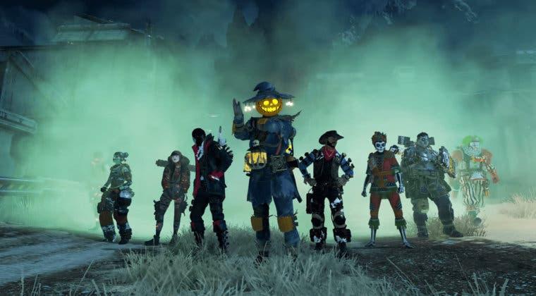 Imagen de Apex Legends: todas las skins e información filtradas del modo 'Shadow Royale' de Halloween