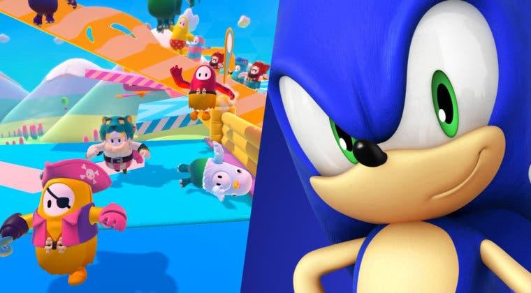 Imagen de Fall Guys anuncia una nueva skin de Sonic y fecha de llegada