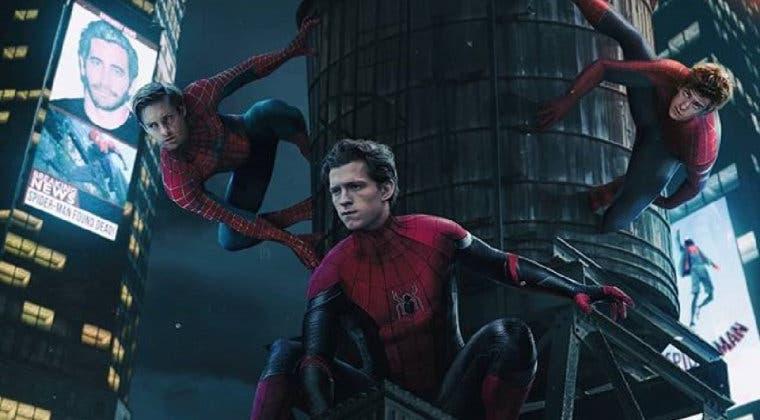 Imagen de Spider-Man 3: Sony no niega la reunión de los tres 'hombre araña' de Holland, Maguire y Garfield