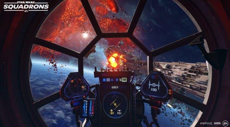 """Imagen de Los creadores de Star Wars: Squadrons están trabajando en """"múltiples proyectos"""" sin anunciar"""