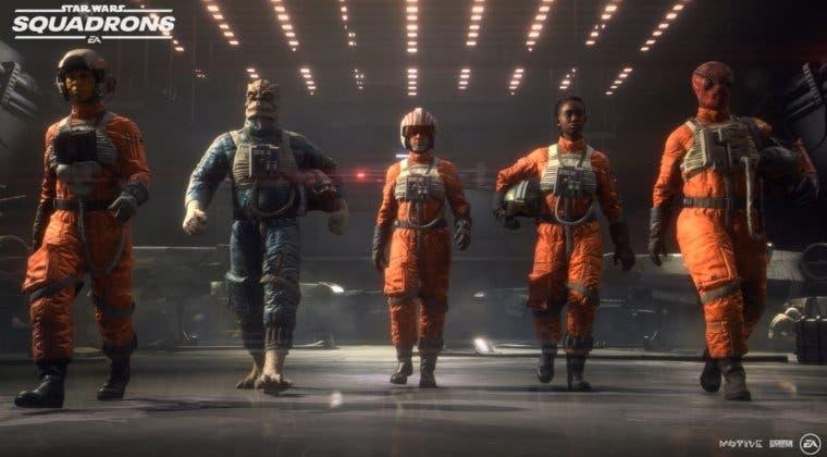 Imagen de El estudio tras Star Wars: Squadrons no tiene planes para añadir contenido poslanzamiento