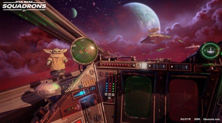 Imagen de Star Wars Squadrons recibirá un DLC gratuito de The Mandalorian