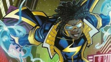 Imagen de Michael B. Jordan producirá la película de Static Shock para DC